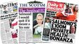 Scotland's newspapers