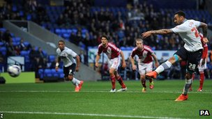 Bolton v Middlesbrough