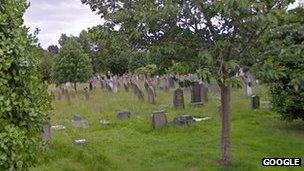 Flaybrick Hill Cemetery, Birkenhead