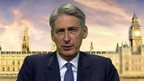 Philip Hammond on BBC Breakfast