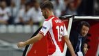 VIDEO: Wenger questions Ramsey red card