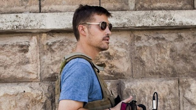 American journalist James Foley