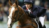 Zara Phillips will be part of the GB Team at the World Equestrian Games
