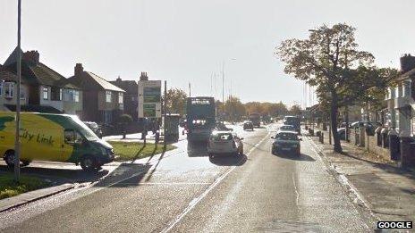 Stopgate Lane