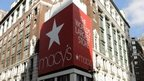 The Macy's store at Herald Square