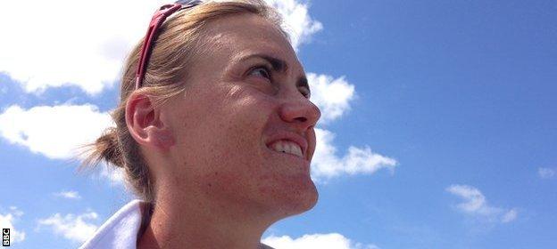 Heather Stanning
