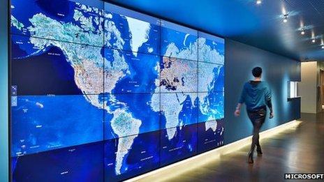 Microsoft control centre