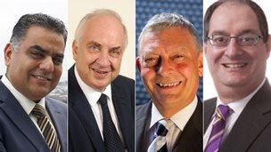 PCC candidates
