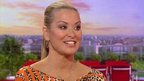 Anastacia on BBC Breakfast