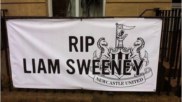 Liam Sweeney banner