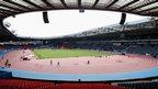 hampden athletics track