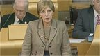 Labour MSP Margaret McCulloch