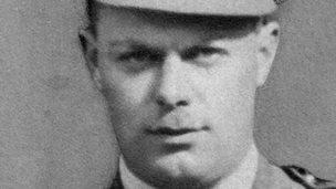 Captain Ernest Briard