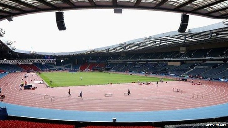 Hampden Stadium
