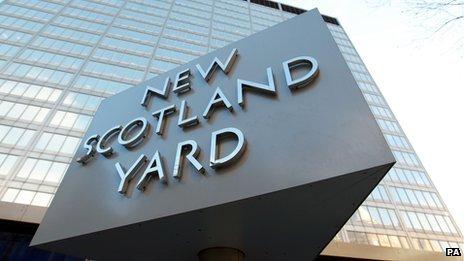 Scotland Yard HQ
