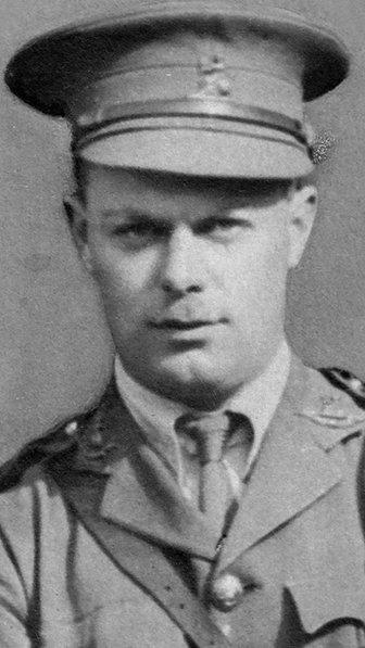 Captain Ernest 'Victor' Briard