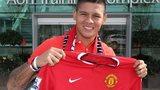Man Utd's Marcos Rojo