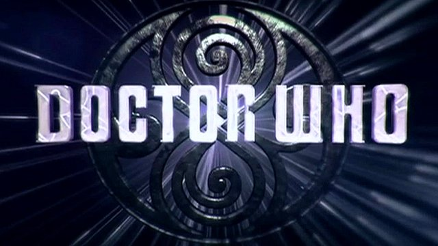 The opening titles of the new Doctor Who series.