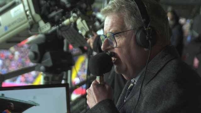 Match of the Day at 50: John Motson tribute