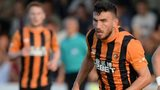 Hull midfielder Robert Snodgrass