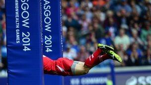 Wales player scoring
