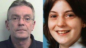 John Docherty and Elaine Doyle