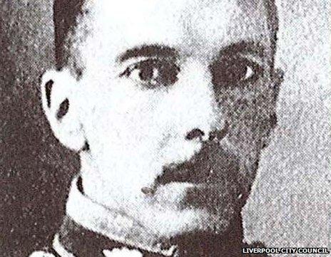 Lt Col Ernest Alexander