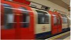 London Underground train