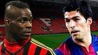 Balotelli v Suarez: Why always them?