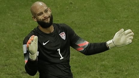 Everton's Tim Howard to take year's leave from USA duties