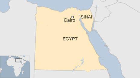 77104712 egyptsinai4640814 Tour buses collide near Egypt resort