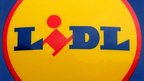 File photo dated 01/08/12 shows a Lidl supermarket logo in Swadlincote, South Derbyshire, as the supermarket price war is set to intensify after a study found discount store Lidl was almost a third cheaper than the major chains