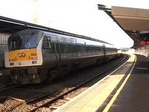 Enterprise train