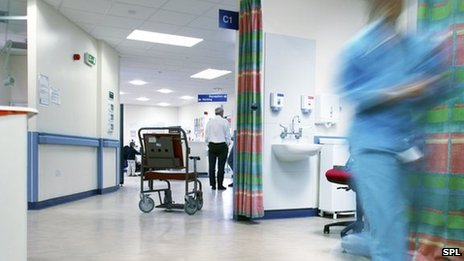 Hospital stock picture