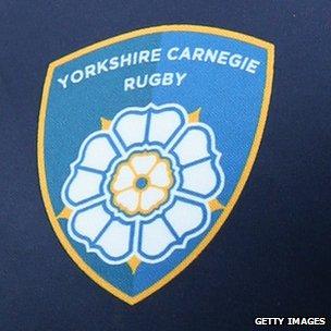 Yorkshire Carnegie emblem