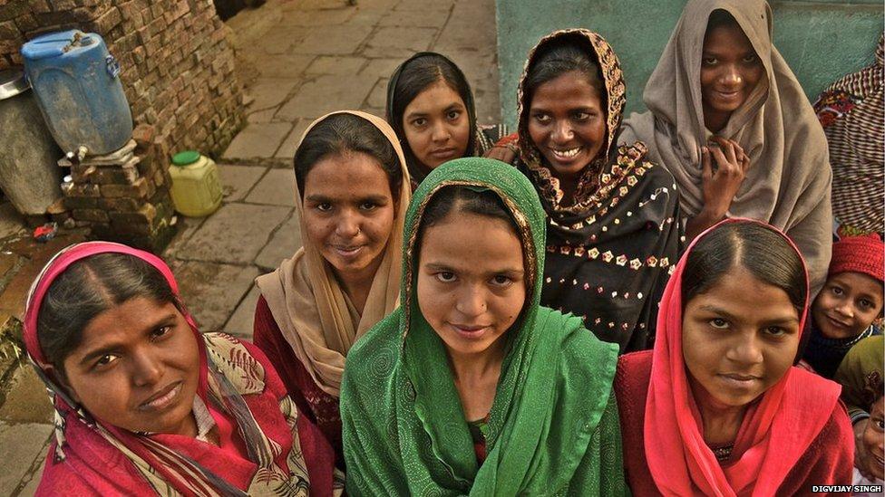 Sahina, Ujjain district, Madhya Pradesh, January 2014