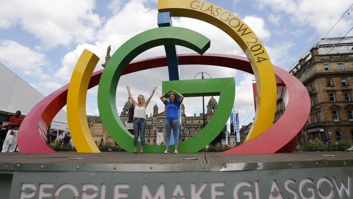 Glasgow's Big G
