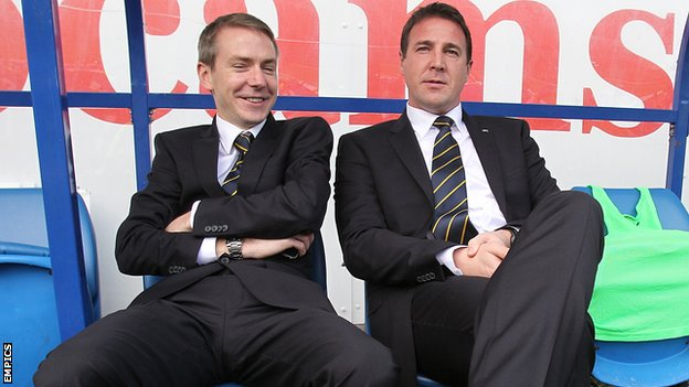 Iain Moody and Malky Mackay were both sacked by Cardiff City in 2013