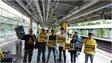 Protest in HK