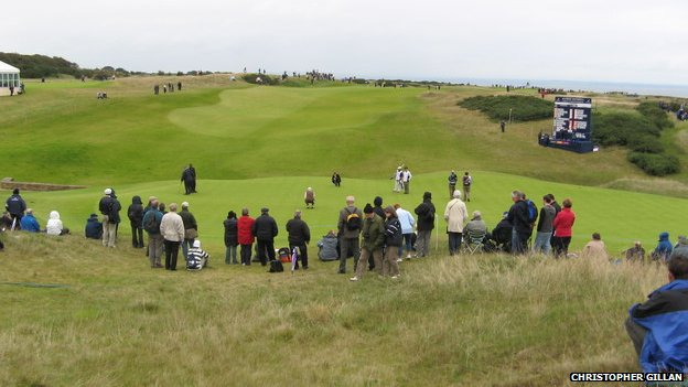 Kingsbarns Links