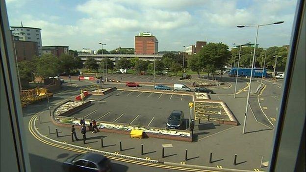 St Nicholas Place car park