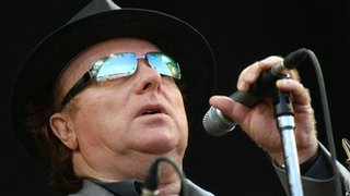 BBC News - Van to celebrate 70th birthday with Cyprus Avenue gig