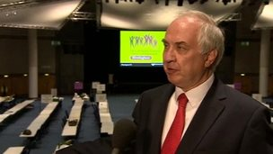 Labour's David Jamieson