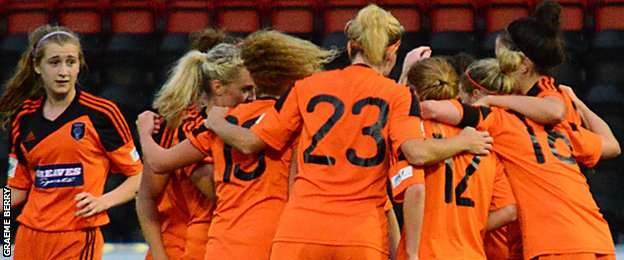 Glasgow City have made it to the last 32 of the Women's Champions League for the fourth year in succession.