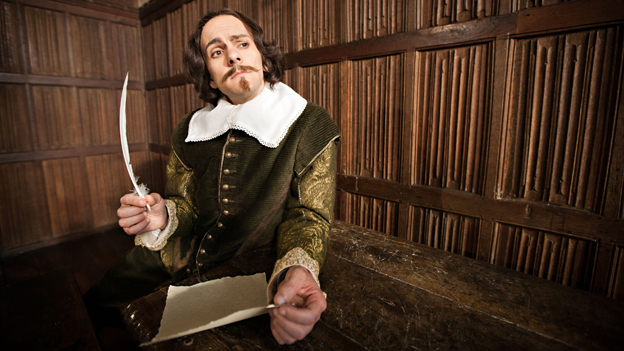 William Shakespeare in Horrible Histories