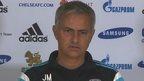 VIDEO: Mourinho praises 'fantastic' Cech