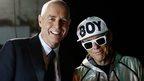 Neil Tennant and Chris Lowe, aka Pet Shop Boys