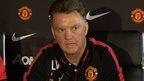 VIDEO: Van Gaal goes from 'king to devil'