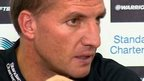 VIDEO: Reds can take transfer risk - Rodgers