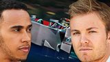 Lewis Hamilton v Nico Rosberg